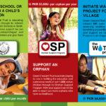 Ngo Or Charity Brochure Designs On Behance With Regard To Ngo Brochure Templates