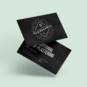 Nick Dyer Plastering | Createdjasmine with Plastering Business Cards Templates