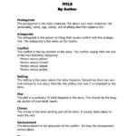 Nonfiction Book Report Template College Level Example Pdf In College Book Report Template
