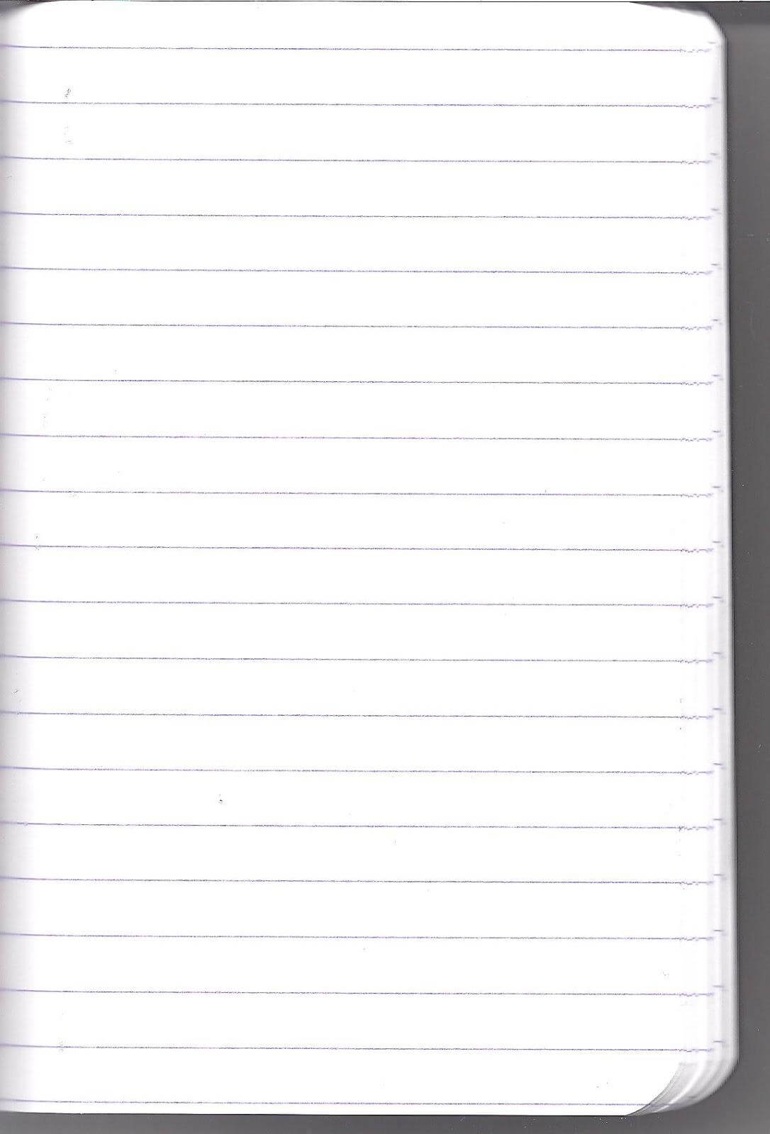 Notebook Paper Word Template – Top Image Gallery Site Inside Notebook Paper Template For Word