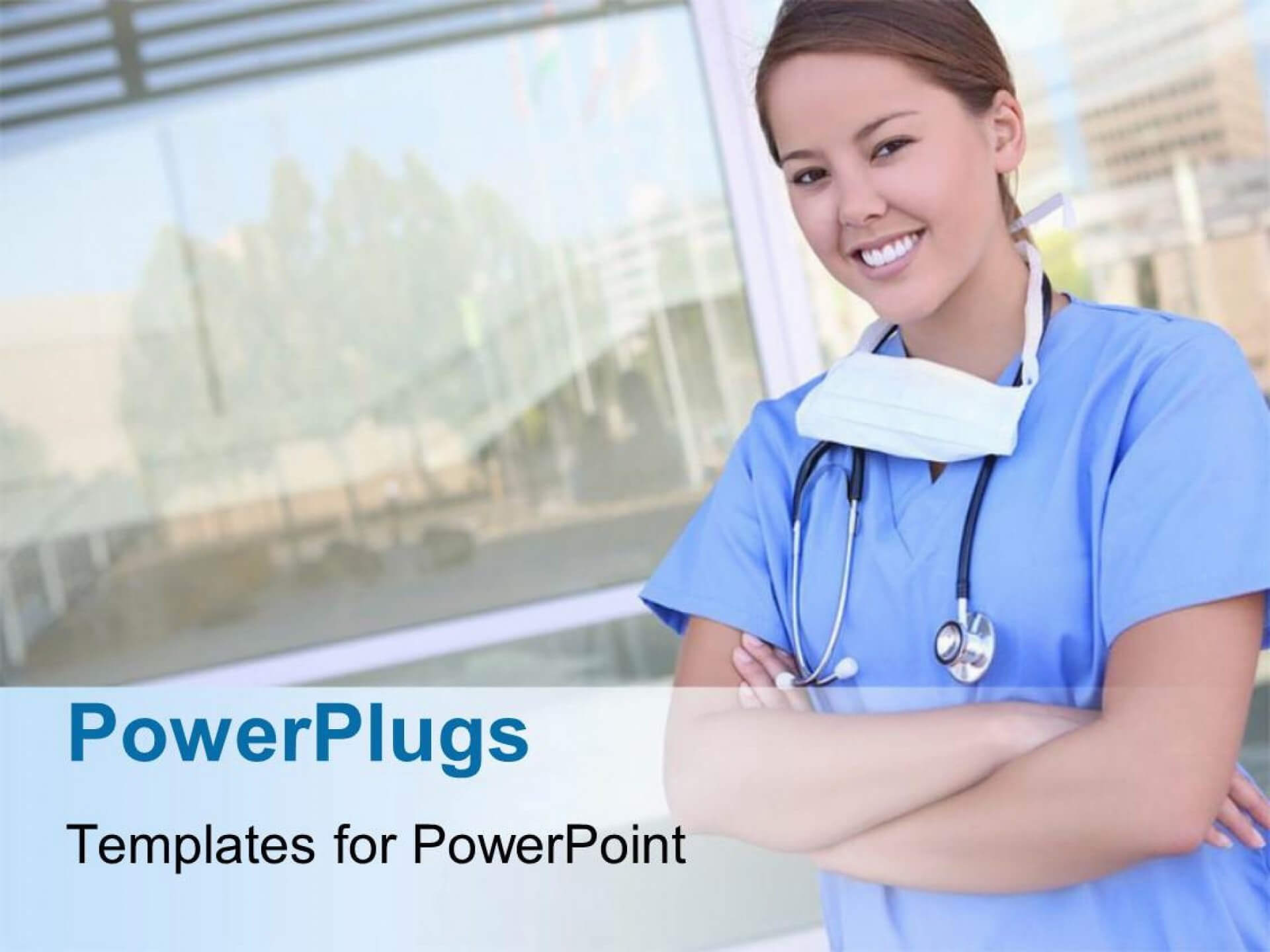 Nurse Powerpoint Template Free Simple Guidance For You In Within Free Nursing Powerpoint Templates