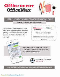 Office Max Business Card Template Fresh Inspirational Fice within Office Max Business Card Template