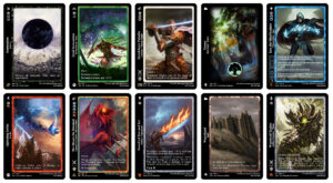 Official] Digital Rendering Thread – Artwork – Creativity regarding Magic The Gathering Card Template