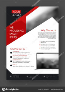 One Page Brochure Template Word 013 Ideas Single Templates throughout Single Page Brochure Templates Psd