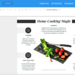 Online Brochure Maker – Make Your Own Brochure With Venngage Throughout Online Free Brochure Design Templates