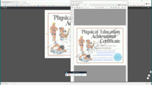 Open In Acrobat – Hayes Publishing Certificate Templates in Hayes Certificate Templates