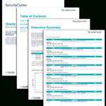 Oracle Audit Results – Sc Report Template   Tenable® Within Nessus Report Templates