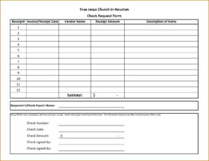 Order Form Template Word – Cellarpaper.co Inside Check Request Template Word