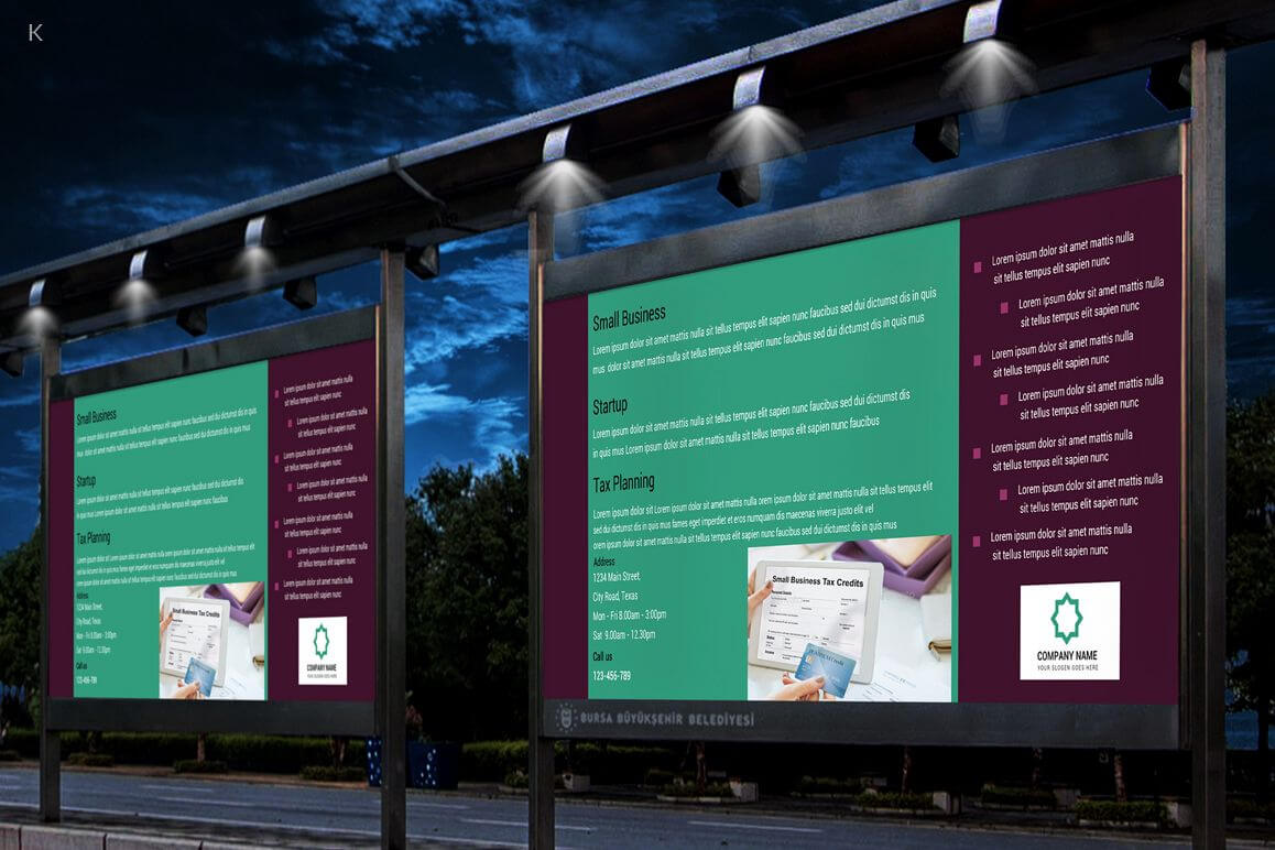 Outdoor Banner Template For Outdoor Banner Template