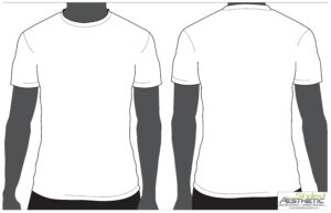 Outline Of A T Shirt Template   Free Download Best Outline for Blank Tshirt Template Pdf
