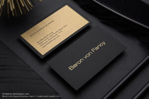 Over 100 Free Online Luxury Business Card Templates for Designer Visiting Cards Templates