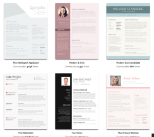Over 100 Free Resume Templates For Microsoft Word | Komando regarding Free Resume Template Microsoft Word