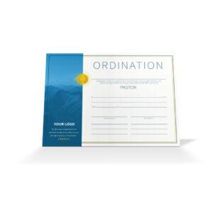 Pastor Ordination Certificate – Vineyard Digital Membership inside Free Ordination Certificate Template