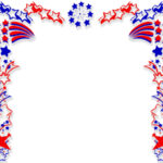 Patriotic Border Backgrounds For Powerpoint – Border And In Patriotic Powerpoint Template