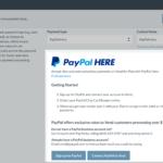 Paypal Business Debit Card Bank Account Bin Professional Throughout Bin Card Template