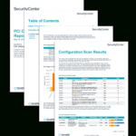 Pci Configuration Audit Report – Sc Report Template   Tenable® In Security Audit Report Template