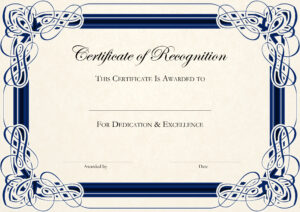 Pdf-Award-Authority-Certificate-Template in Certificate Authority Templates
