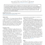 Pdf) Debriefing In The Emergency Department After Clinical With Debriefing Report Template