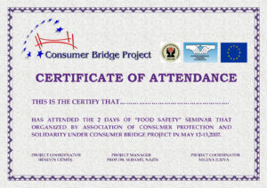 Perfect Attendance Certificate Template Word throughout Perfect Attendance Certificate Template