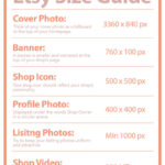 Personalize Your Etsy Shop – Cover Photos And Banners Throughout Etsy Banner Template