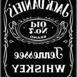 Personalized Jack Daniels Logo Astonishing Custom Jack With Blank Jack Daniels Label Template