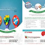 Pharmacy Brochure Design | Top Pharmacy Brochure Design Intended For Pharmacy Brochure Template Free