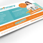 Pharmacy Flyer Template - Psd, Ai & Vector - Brandpacks pertaining to Pharmacy Brochure Template Free