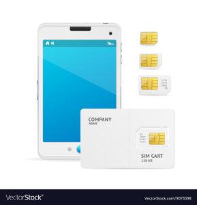 Phone Sim Card Template in Sim Card Template Pdf