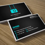 Photography Business Card Design Template 41 – Freedownload Regarding Photography Business Card Templates Free Download