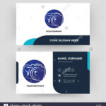 Photography Camera, Business Card Design Template, Visiting In Photographer Id Card Template