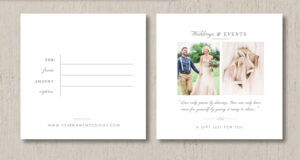Photography Gift Certificate Template Free Brochure pertaining to Free Photography Gift Certificate Template