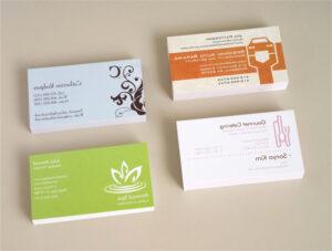 Photoshop Business Card Template Blank Psd With Bleed for Photoshop Business Card Template With Bleed