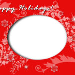 Photoshop Christmas Cards Templates | Template Business In Christmas Photo Card Templates Photoshop