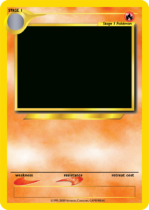 Picture Frame Frame Clipart – Rectangle, Square, Transparent within Magic The Gathering Card Template