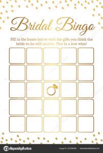 Pictures: Bingo Funny | Bridal Bingo Card Template Bridal inside Blank Bridal Shower Bingo Template
