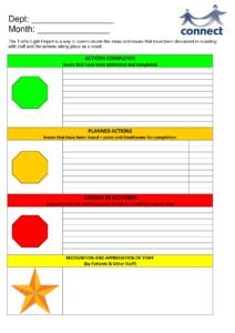 Pin Traffic Light Report Template On Pinterest – Clip Art within Stoplight Report Template