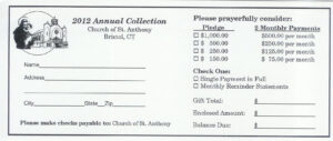Pinandrew Martin On Pledge Cards | Card Templates throughout Pledge Card Template For Church