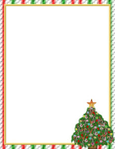 Pindonna Scheutzow On X-Mas/clipart/collages/subway pertaining to Christmas Border Word Template