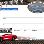 Pinewood Derby Certificate - Free Download + Lanyards   Boy intended for Pinewood Derby Certificate Template