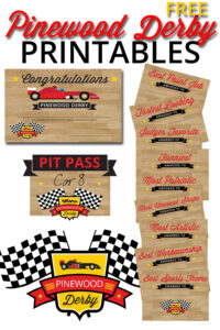 Pinewood Derby Printables – The Gospel Home with Pinewood Derby Certificate Template