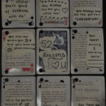Pinjoanna Keysa On Free Tamplate | Reasons I Love You For 52 Reasons Why I Love You Cards Templates