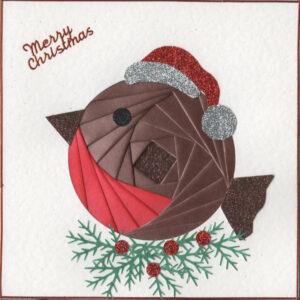 Pinmary Anderson On Iris Folding | Iris Paper Folding inside Iris Folding Christmas Cards Templates