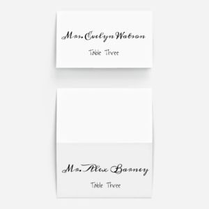 Pinplace Cards Online On 10 Stunning Fonts For Diy Within Celebrate It Templates Place Cards