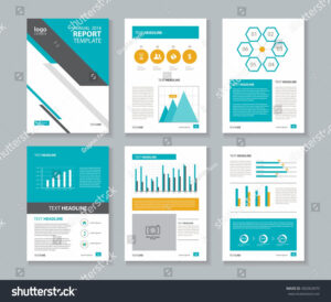 Pinsharon K On Design : Info Display | Company Profile pertaining to Annual Report Word Template