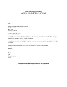 Pinwaldwert Site On Resume Formats | Letterhead Sample with Referral Certificate Template