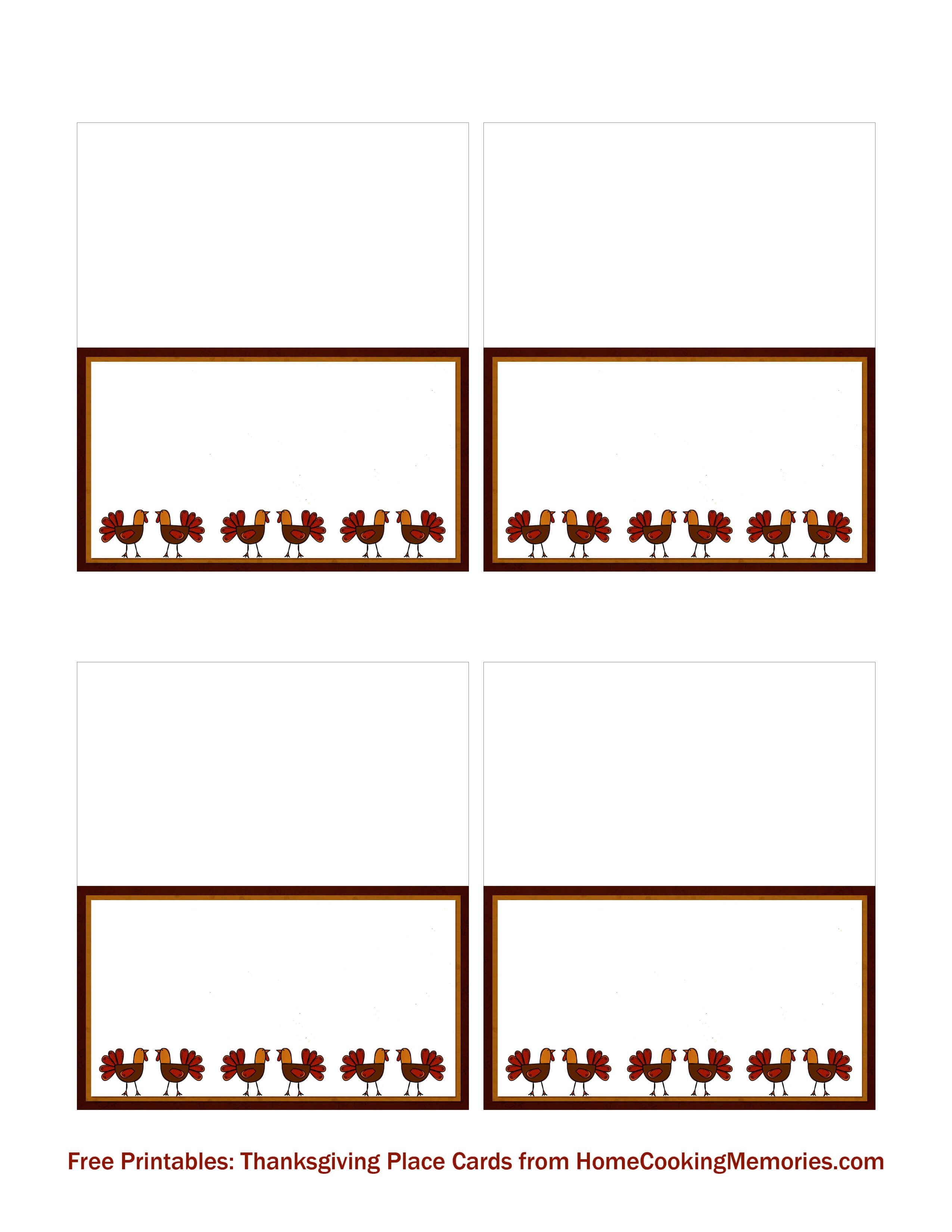 Place Card Template 6 Per Sheet | Meetpaulryan In Place Card Template 6 Per Sheet