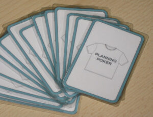 Planning Poker | The Upward Spiral in Planning Poker Cards Template