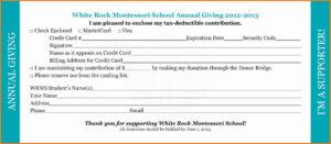 Pledge Card Template Word | Template Modern Design regarding Fundraising Pledge Card Template