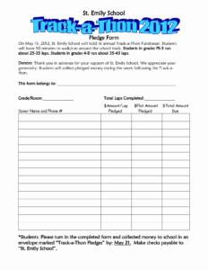 Pledge Card Template Word | Wesleykimlerstudio in Church Pledge Card Template