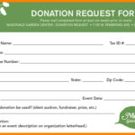 Pledge Cards Template Appreciation Card Fundraising 7 13 With Fundraising Pledge Card Template